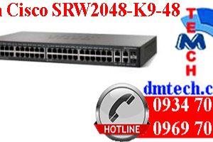 Switch Cisco SRW2048-K9-48