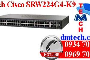 Switch Cisco SRW224G4-K9