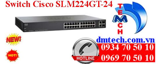 Switch Cisco SLM224GT-24