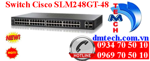 Switch Cisco SLM248GT-48